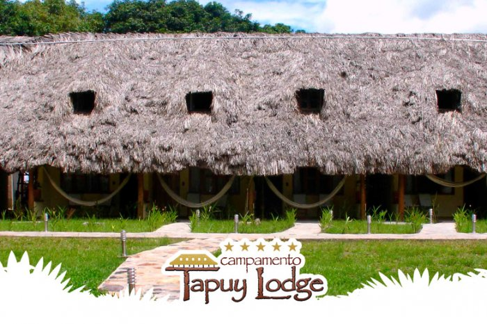 Tapuy Lodge – 3D/2N