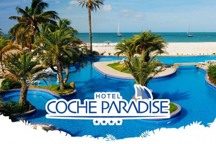 Coche Paradise 3D/2N